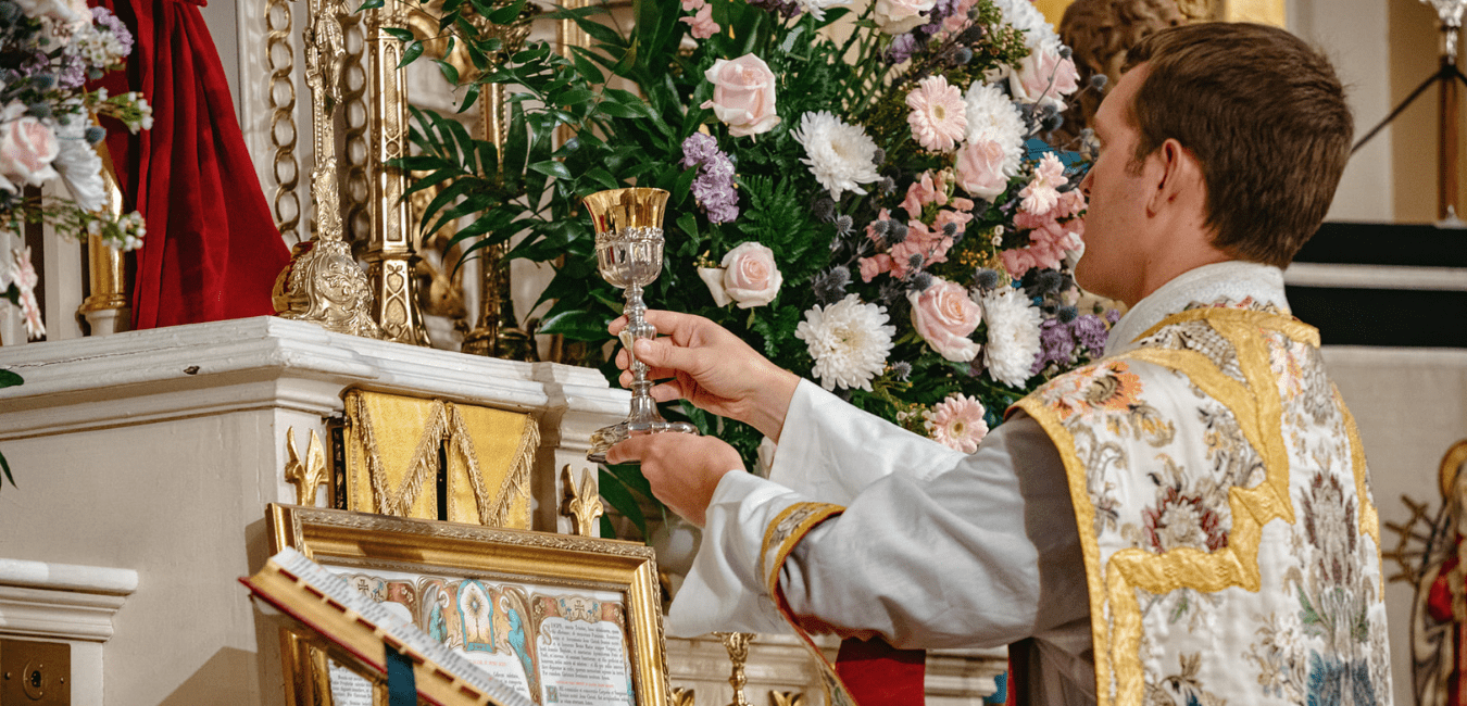 Novena to the Precious Blood of Our Lord
