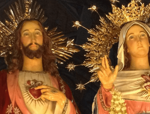 Make the Consecration to the Hearts of Jesus and Mary