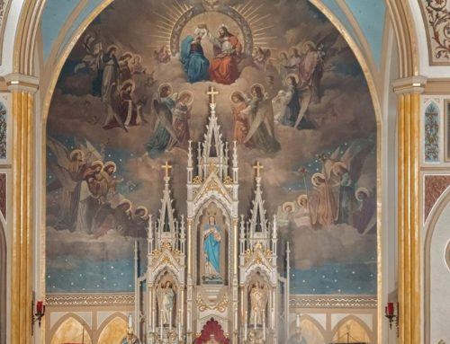 Pray the Novena to Our Lady Assumed into Heaven from 6 August