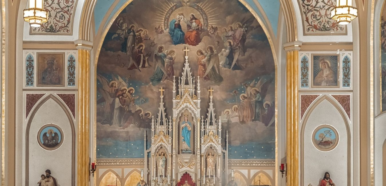 Pray the Novena to Our Lady Assumed into Heaven
