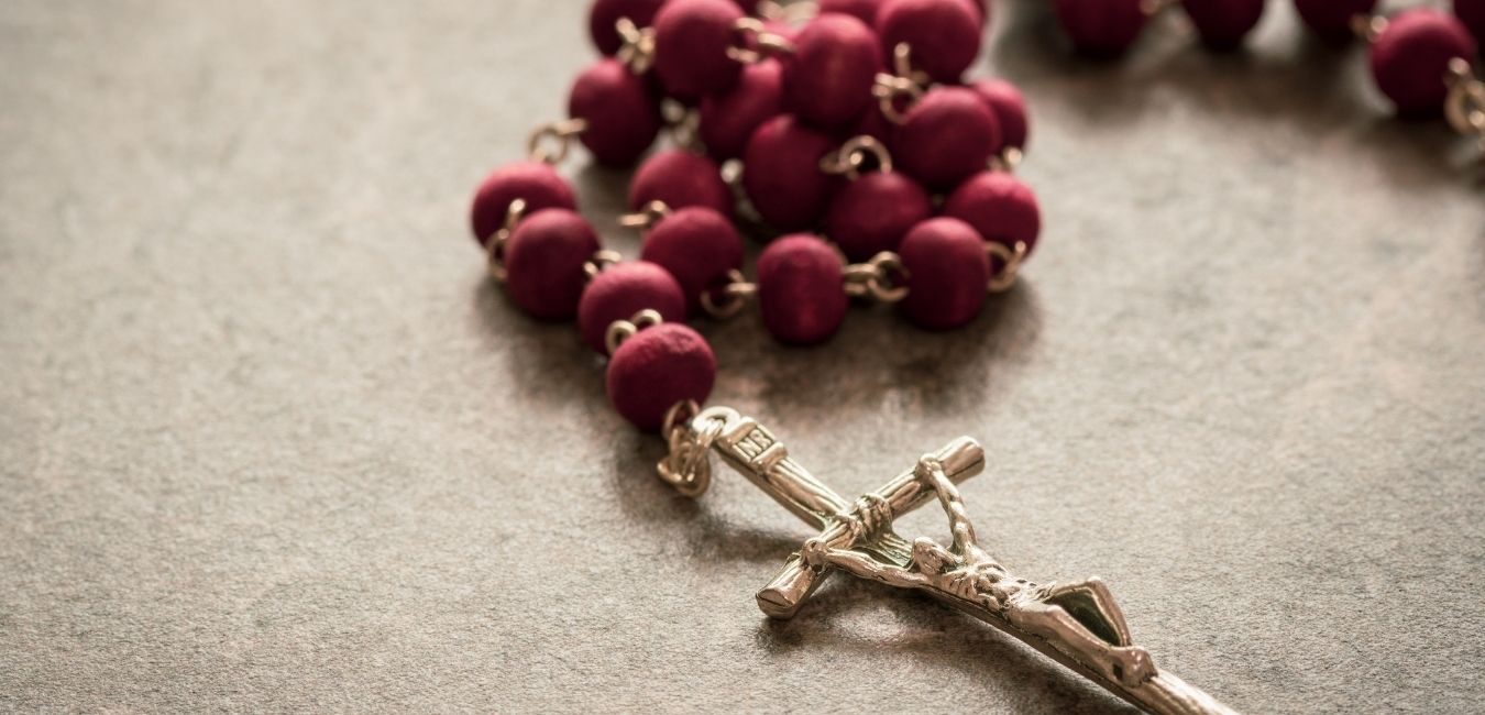 St Louis De Montfort's Advice for Praying the Holy Rosary